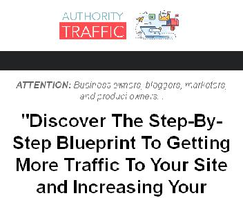 Authority Traffic Coupon Codes