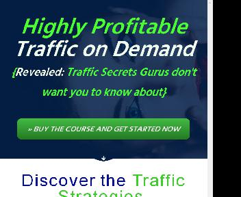 Traffic On Demand Coupon Codes