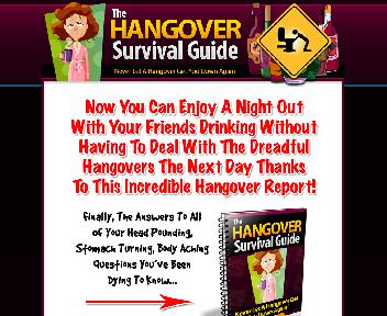 Hangover Survival Guide Coupon Codes