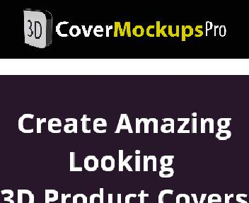 Cover Mockups Pro discount code