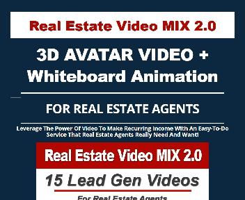 Real Estate Video MIX 2 discount code