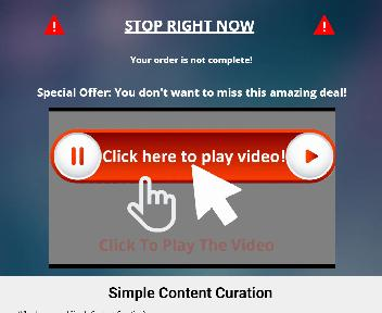 Simple Content Curation Coupon Codes