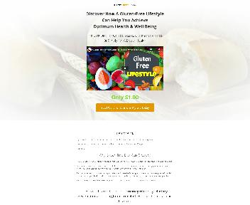 Live A Gluten-Free Lifestyle Coupon Codes