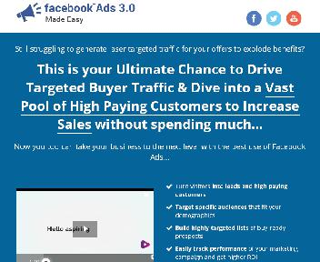 Facebook Ads 3.0 Coupon Codes
