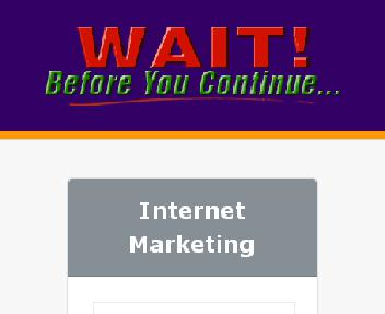 Life-changing Internet Business Package Discount Coupon Codes
