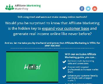 Affiliate Marketing Academy Coupon Codes