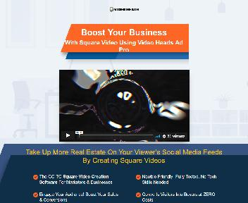 Video Heads Ads Coupon Codes