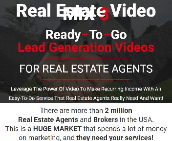 Real Estate Video MIX 3 discount code
