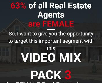 Real Estate Video MIX 3.2 discount code