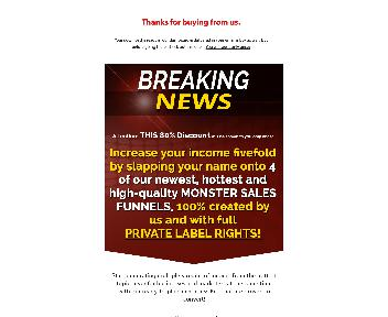 Instant 2Cents Traffic DFY Business Upsell 2 discount code
