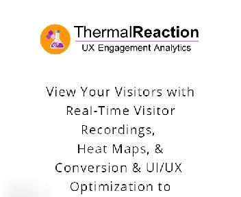 Thermal Reaction Coupon Codes