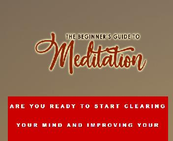 The Beginner's Guide to Meditation Coupon Codes