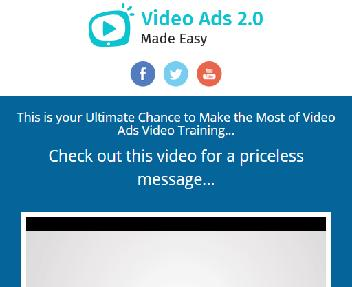 Video ADS 2.0 Dominate Coupon Codes