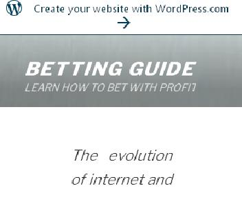 Betting Guide Coupon Codes