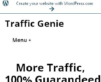 Automated Traffic Bot 100% More Traffic discount code