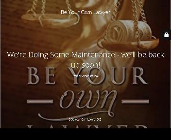 Be Your Own Lawyer Coupon Codes