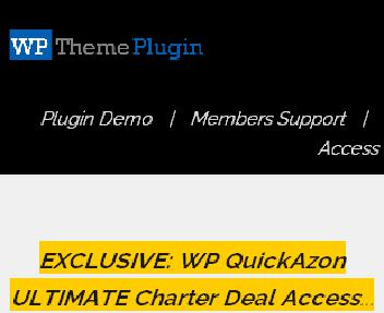 WP QuickAzon Ultimate Coupon Codes
