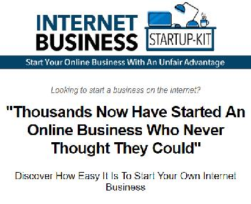 The Exclusive Internet Business Startup Kit discount code