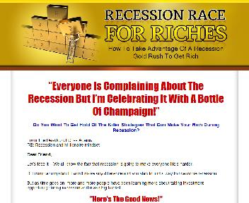 Recession and Millionaire mindset Coupon Codes