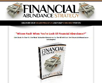 The Best  Financial Abundance Strategies Coupon Codes