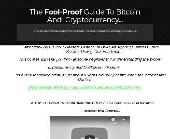 Blockchain cryptocurrency course Coupon Codes