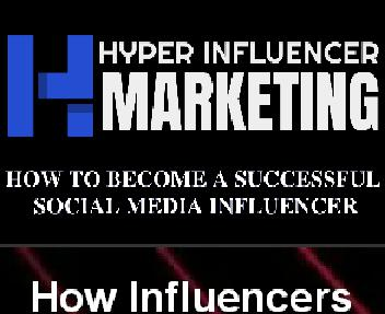 Hyper Influencer Marketing Personal Rights License discount code
