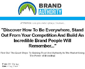Brand Authority Coupon Codes