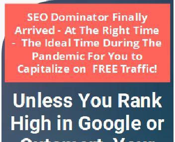 SEO Dominator Agency Edition Yearly discount code