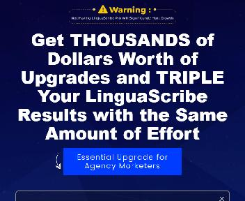 LinguaScribe Pro Monthly discount code