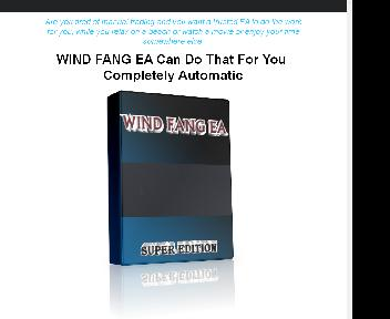 Wind Fang EA SuperEdition discount code
