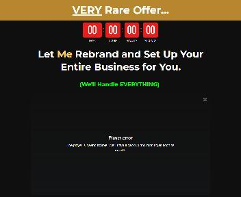2020 Executive DFY eLearning Site Single Pay discount code