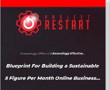 Project Restart Coupon Codes