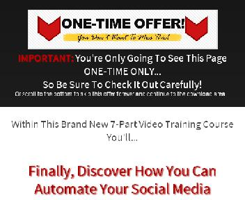 EZ Social Automation - Full Special discount code