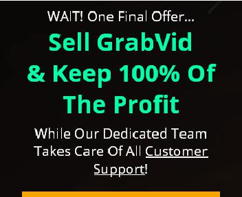 GrabVid Agency License 100 discount code