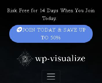 Visualize for WordPress - Monthly Subscription discount code