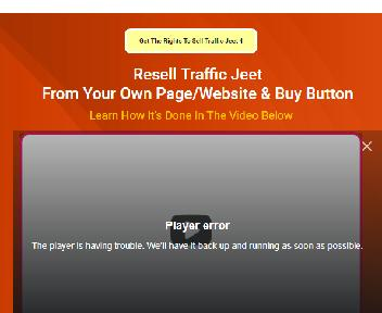 Traffic Jeet 4 Pro Monthly discount code