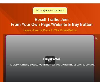 Traffic Jeet Reseller Pro Yearly discount code