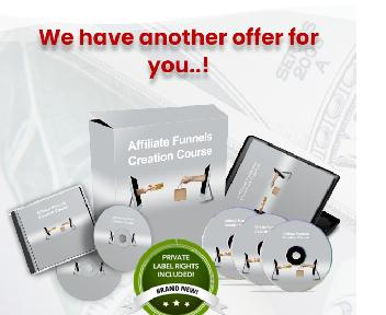 Affiliate Funnels Creation Course discount code