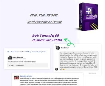 PR Rage 2.0 Domain Hunting Software discount code