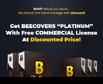 BEECOVER (PLATINUM Lite Package) discount code