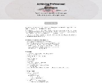 Achieving Professional Excellence discount code