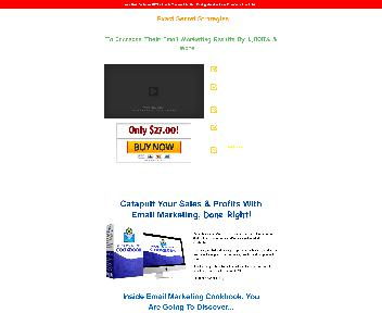 Email Dyno Cookbook Coupon Codes