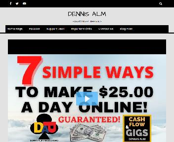 7 Ways To  Make $25 A Day Online discount code