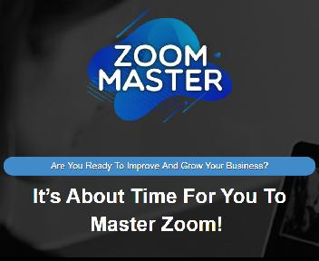 Zoom Master eBook Personal Rights License discount code