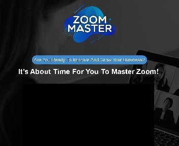 Zoom Master eBook Master Resell Rights License discount code