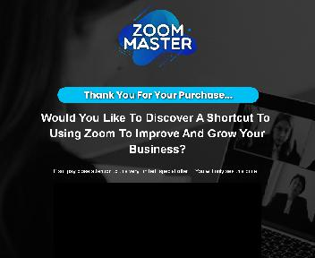 Zoom Master Video Upgrade Master Resell Rights License discount code
