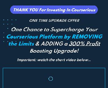 Courserious - Elite Edition 1 discount code