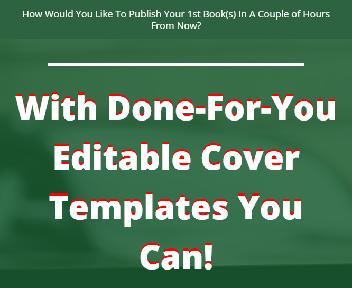 PIP Acceleration Package 2 - Cover Templates discount code