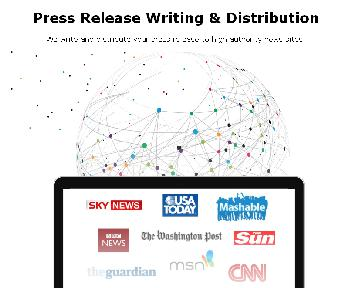 Press Release Writing & Distribution discount code
