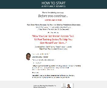 How To Start A Freelance Business Upgrade Personal Rights License discount code